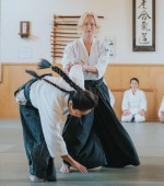 Sensei Linda Holiday